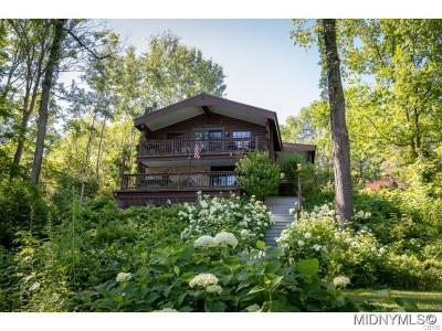BARNEVELD Single Family Home A-Active: 8112 State Route 28