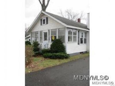 Sylvan Beach Single Family Home A-Active: 100 24th Avenue