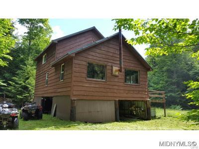 Ohio Single Family Home A-Active: 410 Christman Road