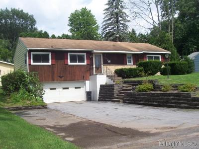 Rome Single Family Home A-Active: 6373 Milles Drive