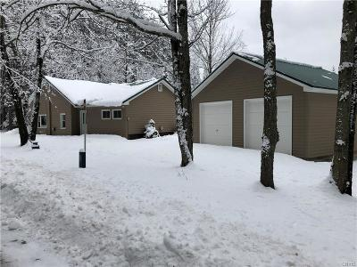 Forestport NY Single Family Home A-Active: $139,000