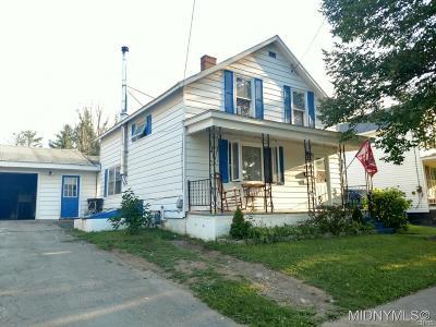 WATERVILLE Single Family Home A-Active: 174 East E Bacon Street