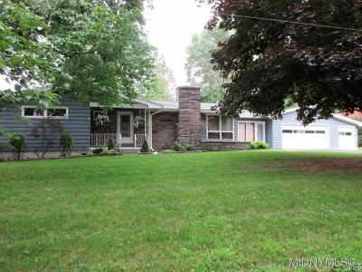 Rome Single Family Home C-Continue Show: 8813 Karlen Road