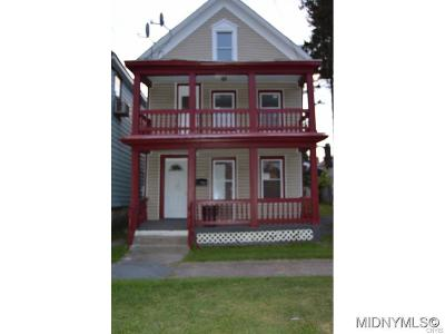 Multi Family Home Pending: 1138 Seymour Avenue