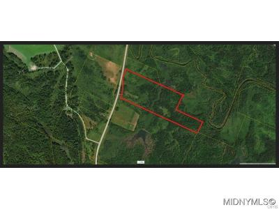 Ohio Residential Lots & Land A-Active: Nys Rte 8