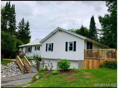 Remsen Single Family Home A-Active: 10644 Dayton Road