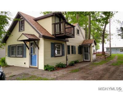 Verona Single Family Home A-Active: 6405 Lakeshore Road South
