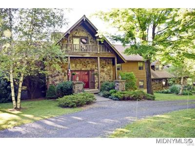 Oriskany Single Family Home A-Active: 6135 Airport Road