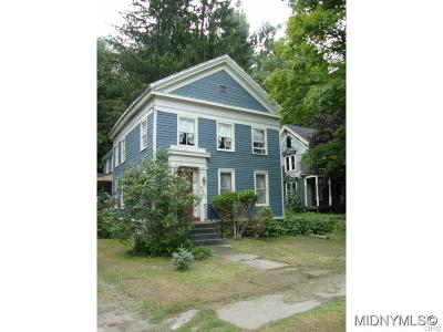 REMSEN Single Family Home A-Active: 9653 Main Street