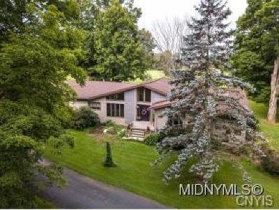 Rome Single Family Home A-Active: 6632 Daily Road
