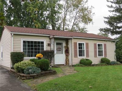 Utica Single Family Home A-Active: 423 Woodburne Drive