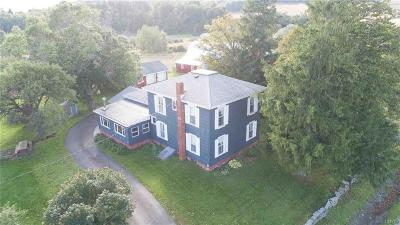 WEST WINFIELD Single Family Home A-Active: 459 Stone Road
