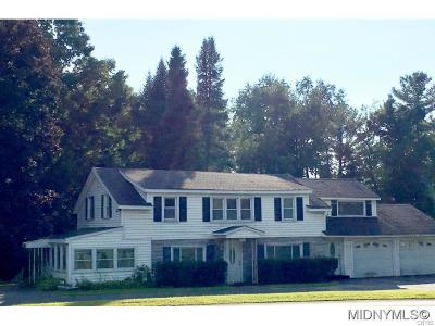 Marcy Multi Family Home For Sale: 8678 Old River Road