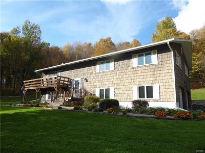 WATERVILLE Single Family Home A-Active: 8405 Canning Factory Road