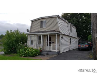Utica Single Family Home A-Active: 1109 Jefferson Avenue