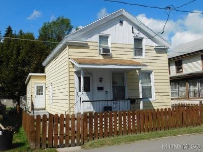 Single Family Home For Sale: 309 Cortland Ave