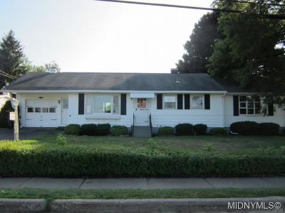 Whitestown Single Family Home A-Active: 505 Utica Street