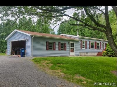 Frankfort Single Family Home C-Continue Show: 1683 Albany Road
