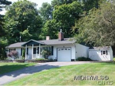 Whitestown Single Family Home C-Continue Show: 8 Sequoia Avenue