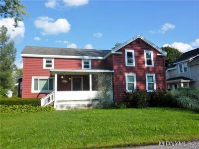 Vernon Single Family Home A-Active: 5276 Oneida Street