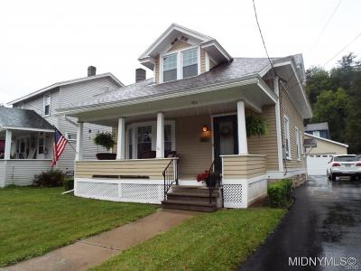 Herkimer County Single Family Home A-Active: 420 Otsego