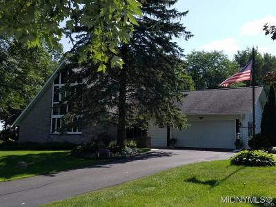 Westmoreland Single Family Home A-Active: 6040 Rt. 26