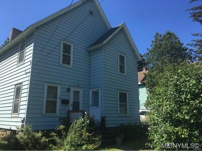 Herkimer County Single Family Home A-Active: 515 Steuben Road