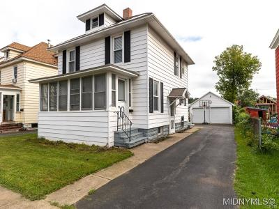 Herkimer County Single Family Home A-Active: 344 Steuben Street