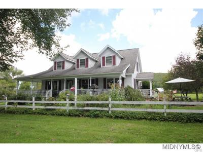 WEST WINFIELD Single Family Home A-Active: 6890 County Highway 18