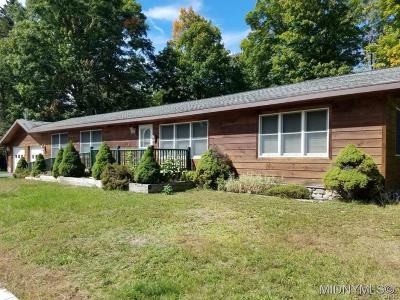 Old Forge NY Single Family Home A-Active: $315,000