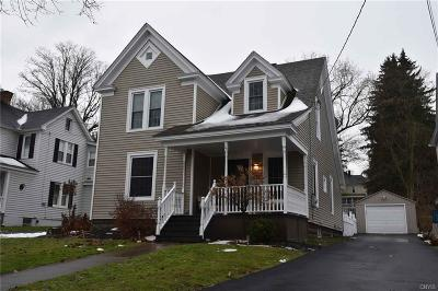 New Hartford Single Family Home A-Active: 38 Hartford Terrace