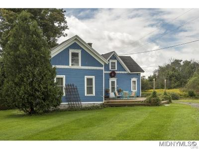 Clayville Single Family Home A-Active: 1555 Stone Road