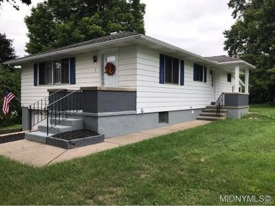 Whitesboro Single Family Home A-Active: 1 Holiday Drive
