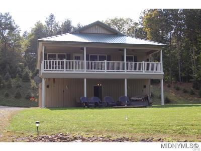 Jefferson County, Lewis County Single Family Home A-Active: 2622 State Route 12