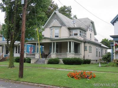 Multi Family 2-4 U-Under Contract: 111 East E Bloomfield Street