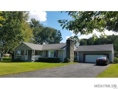 Rome Single Family Home A-Active: 7164 Stearns Road