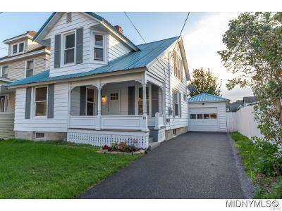 Herkimer County Single Family Home A-Active: 10 English