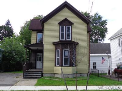 Herkimer County Single Family Home A-Active: 439 North N Washington Street