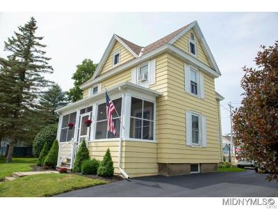 Herkimer County Single Family Home A-Active: 215 Suiter