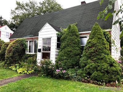 Utica Single Family Home A-Active: 447 French Road