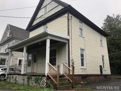 Herkimer County Single Family Home A-Active: 70 Prospect Avenue