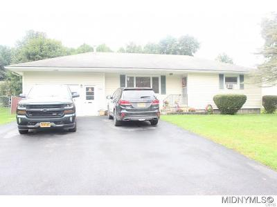 Herkimer County Single Family Home A-Active: 260 South S 3rd Avenue