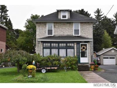 Herkimer County Single Family Home A-Active: 105 Steuben Street