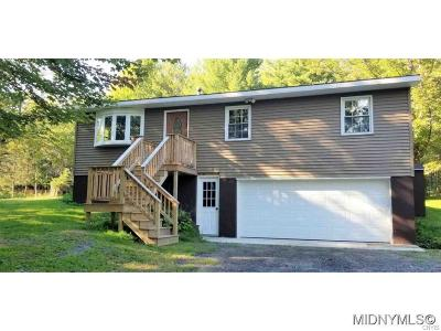 Holland Patent Single Family Home C-Continue Show: 8427 Edwards Road