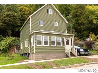 Herkimer County Single Family Home A-Active: 17 Court Street
