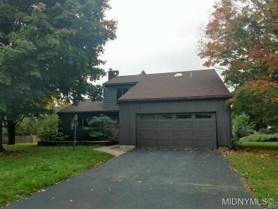 Oneida County Single Family Home A-Active: 107 Bayberry Ct.