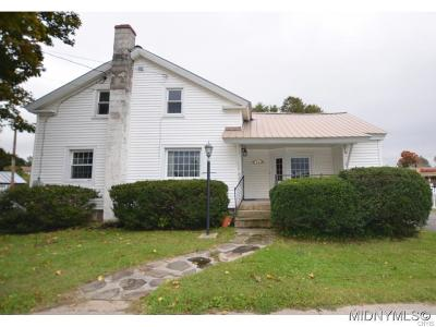 Herkimer County Single Family Home A-Active: 174 South Street