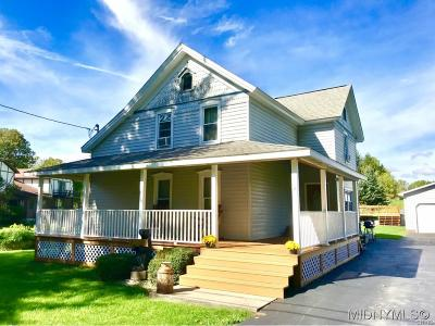 Waterville NY Single Family Home C-Continue Show: $154,900