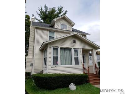 Herkimer County Single Family Home A-Active: 72 Brook
