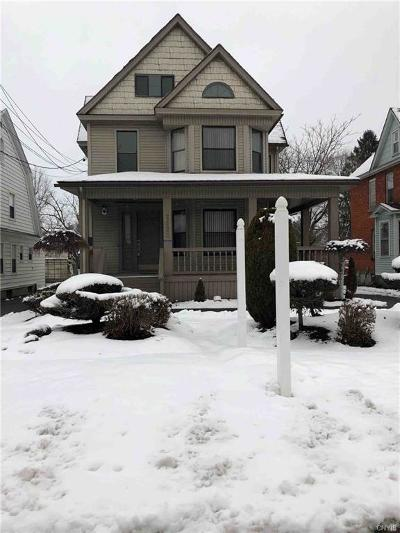 Utica Single Family Home A-Active: 2520 Genesee Street
